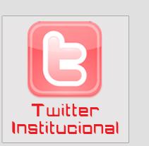 twitter institucional